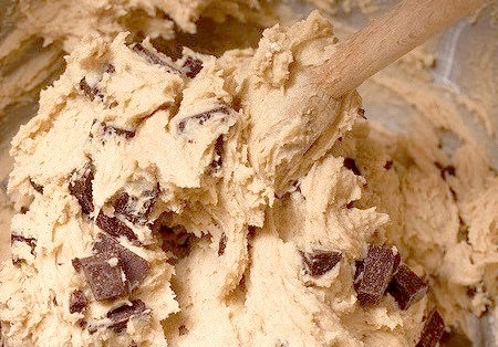 Cookie Dough, Chocolate