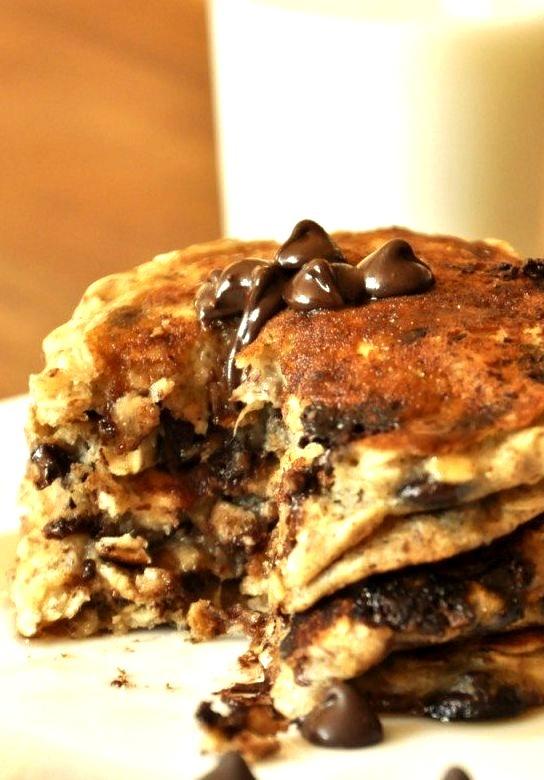 Pancake, Chocolate