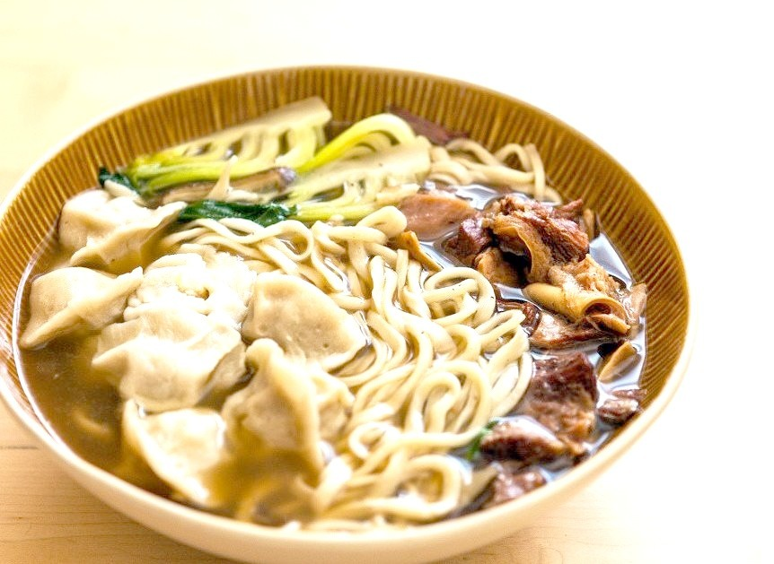 Day 92/366: Beef Stew Noodle Soup (by B4YK1D5)