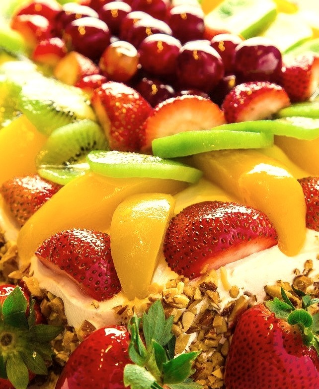 Strawberry and Peach Sensation