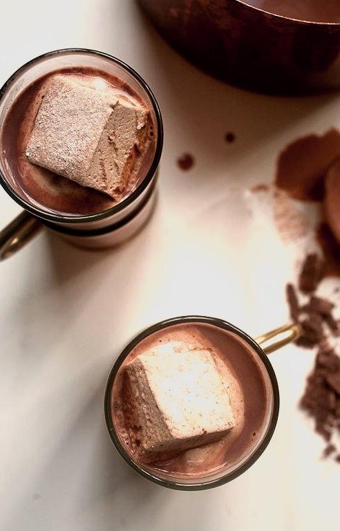 Fancy-ass Hot Chocolate