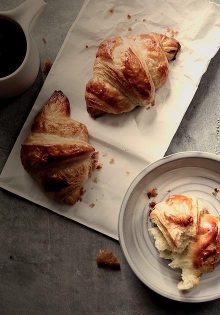 Tartine Croissants The Tart Tart on We Heart It.