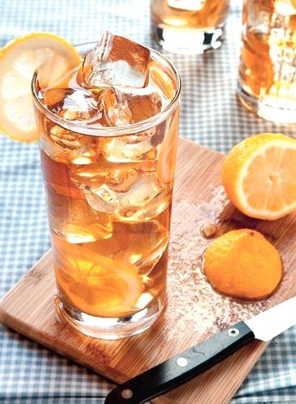 Ice Tea Food