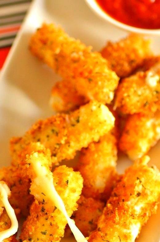 Mozzarella Cheese Sticks
