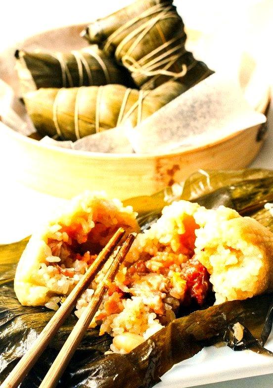 Zongzi (Cantonese Style)